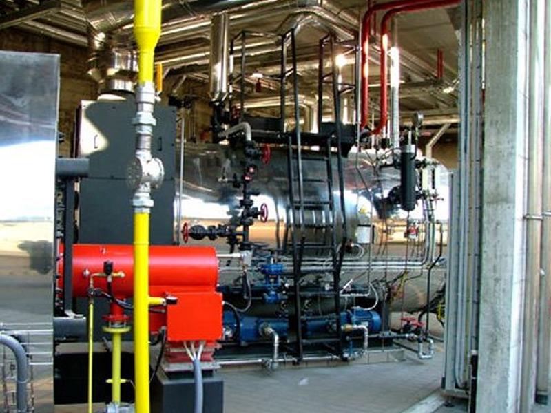 Impianti e Centrali a Vapore