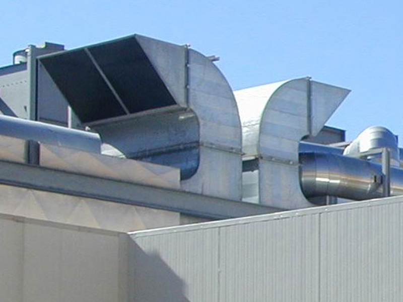 Impianti di Ventilazione Meccanica
