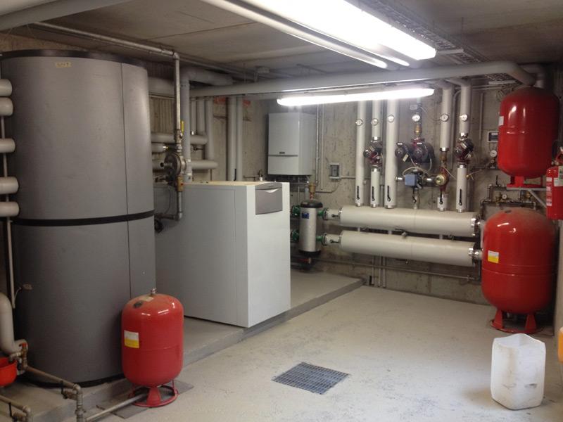 Impianti di Riscaldamento e Condizionamento